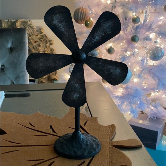Other - Farmhouse Windmill Iron Metal Rustic Decor